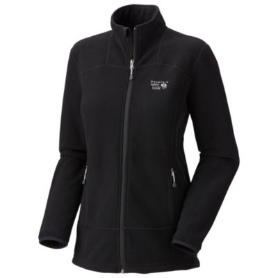 photo: Mountain Hardwear Women's Toasty Tweed Fleece Jacket