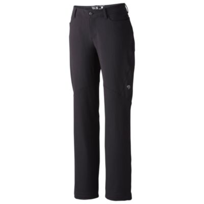 photo: Mountain Hardwear Women's Winter Wander Pant soft shell pant