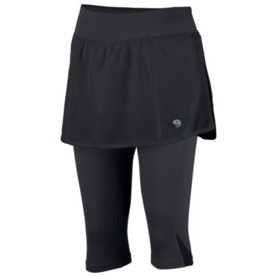 photo: Mountain Hardwear Pacer 2-In-1 Skeggin hiking short