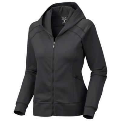 photo: Mountain Hardwear Roga Butter Hoody