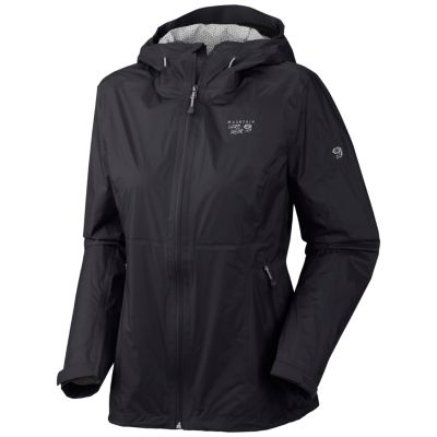 photo: Mountain Hardwear Women's Capacitor Jacket waterproof jacket