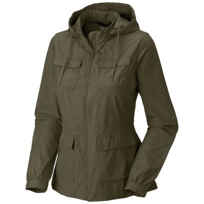 photo: Mountain Hardwear Urbanite Traveler Jacket waterproof jacket