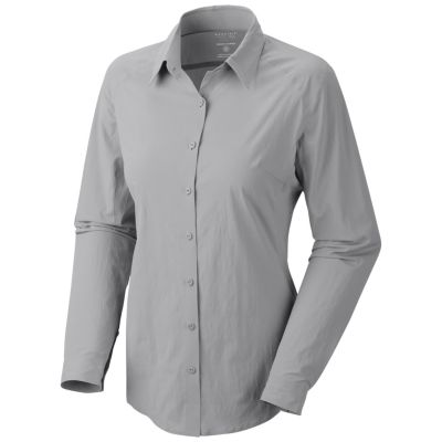 photo: Mountain Hardwear Coralake Supreme L/S Shirt