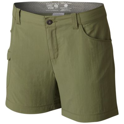 photo: Mountain Hardwear Ramesa Short V2