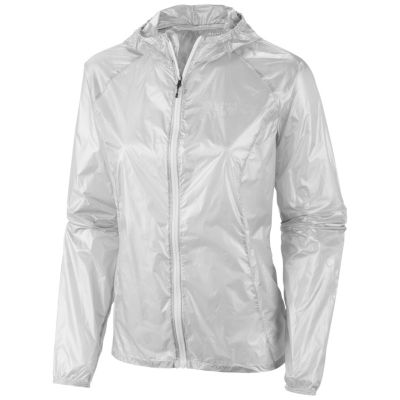 photo: Mountain Hardwear Women's Ghost Whisperer Hooded Jacket wind shirt
