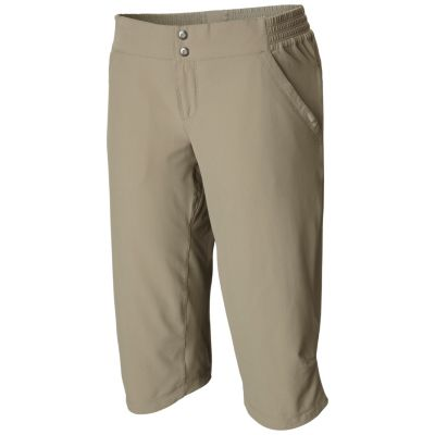 photo: Mountain Hardwear Petrina Capri climbing pant
