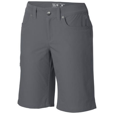 photo: Mountain Hardwear La Strada Short hiking short