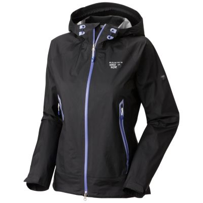photo: Mountain Hardwear Women's Quasar Jacket waterproof jacket