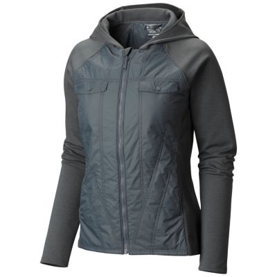 Mountain Hardwear Trekkin Insulated Hybrid Hoody