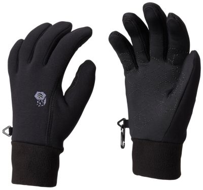photo: Mountain Hardwear Women's Heavyweight Power Stretch Glove
