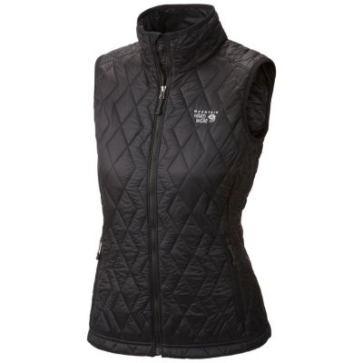 photo: Mountain Hardwear Women's Thermostatic Vest synthetic insulated vest
