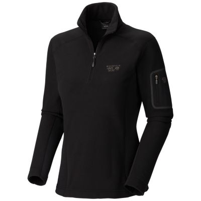 Women's Microstretch™ Zip-T