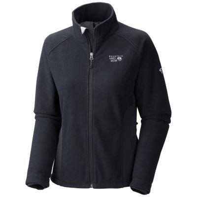 photo: Mountain Hardwear Women's Mountain Monkey Tech Jacket fleece jacket