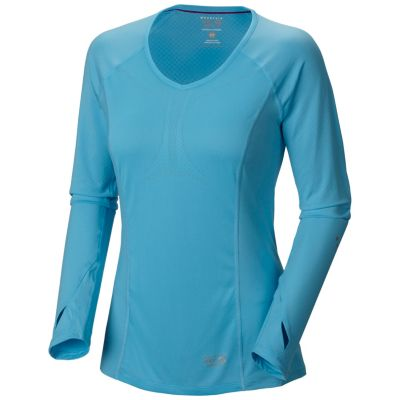 photo: Mountain Hardwear Women's Coolrunner Long Sleeve T