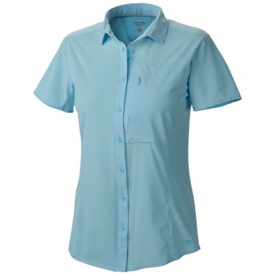 photo: Mountain Hardwear Women's Chiller Short Sleeve Shirt