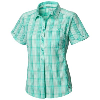 photo: Mountain Hardwear Terralake Tech Short Sleeve Shirt