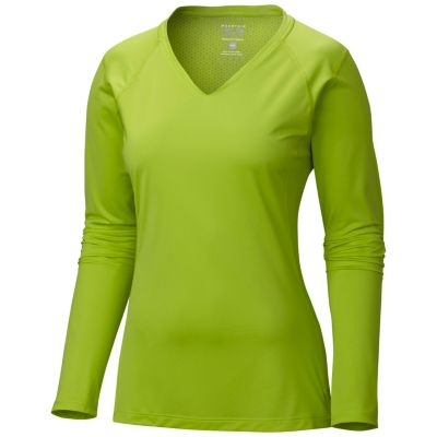 photo: Mountain Hardwear DryHiker Tephra Long Sleeve T
