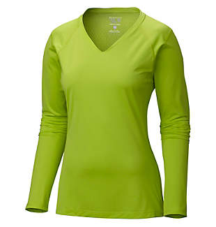 Women's DryHiker Tephra™ Long Sleeve T