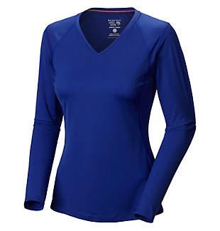 Women's DryHiker Tephra™ Long Sleeve T