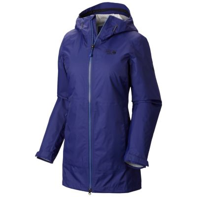 photo: Mountain Hardwear Plasmic Parka waterproof jacket