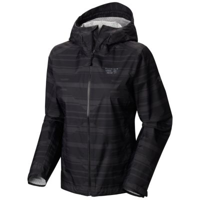photo: Mountain Hardwear Plasmic Geo Jacket