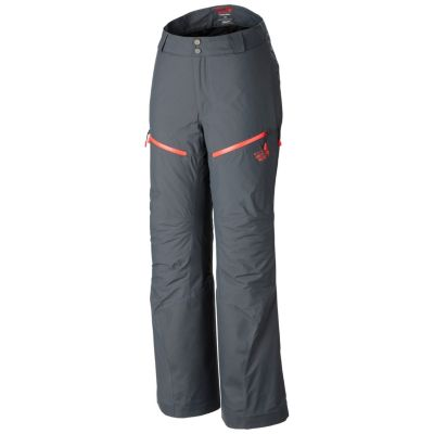 photo: Mountain Hardwear Seraction Insulated Pant synthetic insulated pant