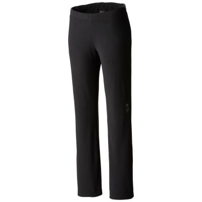 photo: Mountain Hardwear Women's MicroChill Pant fleece pant