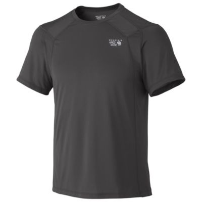 photo: Mountain Hardwear Double Wicked Lite Short Sleeve T short sleeve performance top