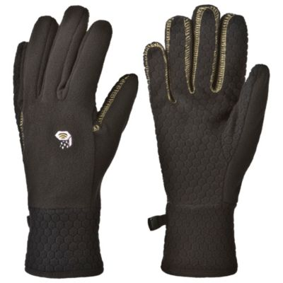 photo: Mountain Hardwear Orko Glove fleece glove/mitten