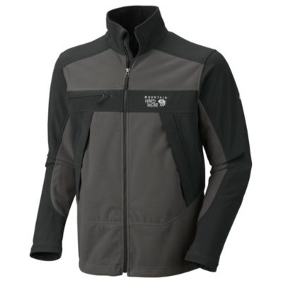photo: Mountain Hardwear Mountain Tech Jacket fleece jacket