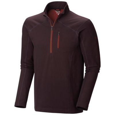 photo: Mountain Hardwear Cragger Long Sleeve Zip T