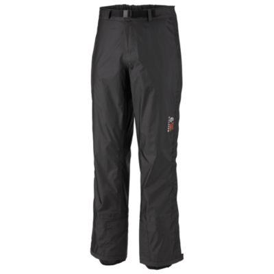photo: Mountain Hardwear Quasar Pant waterproof pant