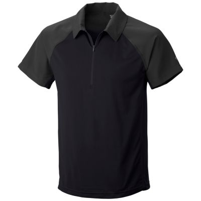 Men's Justo Trek™ S/S Zip Polo