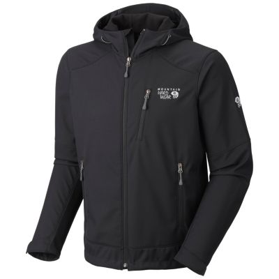 photo: Mountain Hardwear Men's Principia Softshell Jacket soft shell jacket
