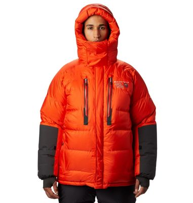photo: Mountain Hardwear Absolute Zero Parka down insulated jacket