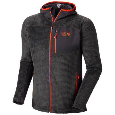 photo: Mountain Hardwear Monkey Man Grid Jacket fleece jacket