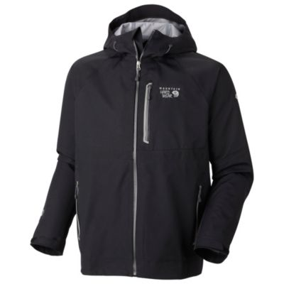 photo: Mountain Hardwear Beacon Jacket waterproof jacket