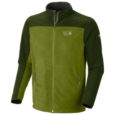 photo: Mountain Hardwear Nansen Jacket fleece jacket