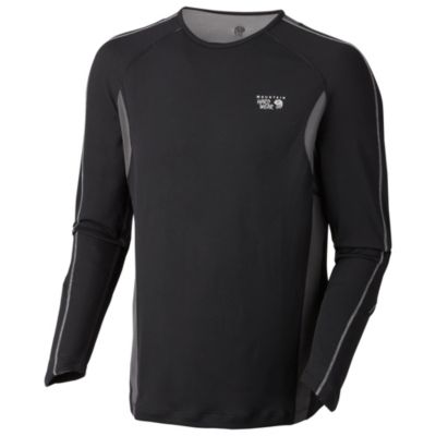 photo: Mountain Hardwear Elmoro Crewneck L/S T