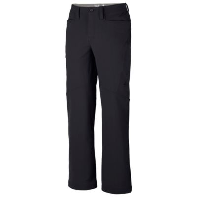 photo: Mountain Hardwear Winter Wander Pant soft shell pant