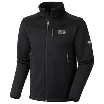photo: Mountain Hardwear Tacna Jacket soft shell jacket