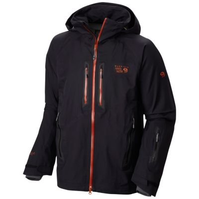 photo: Mountain Hardwear Men's Snowtastic Jacket soft shell jacket