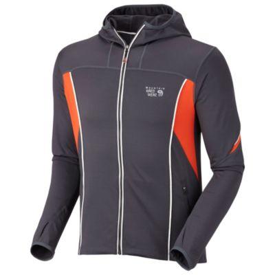 photo: Mountain Hardwear Super Power Hoody fleece jacket