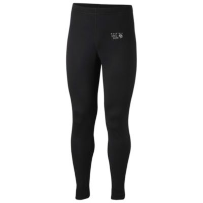 photo: Mountain Hardwear Stretch Thermal Tights base layer bottom