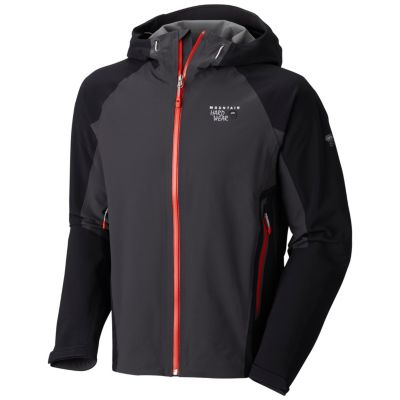 photo: Mountain Hardwear Isomer Jacket soft shell jacket