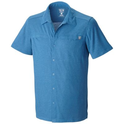 photo: Mountain Hardwear Frequentor S/S Shirt hiking shirt