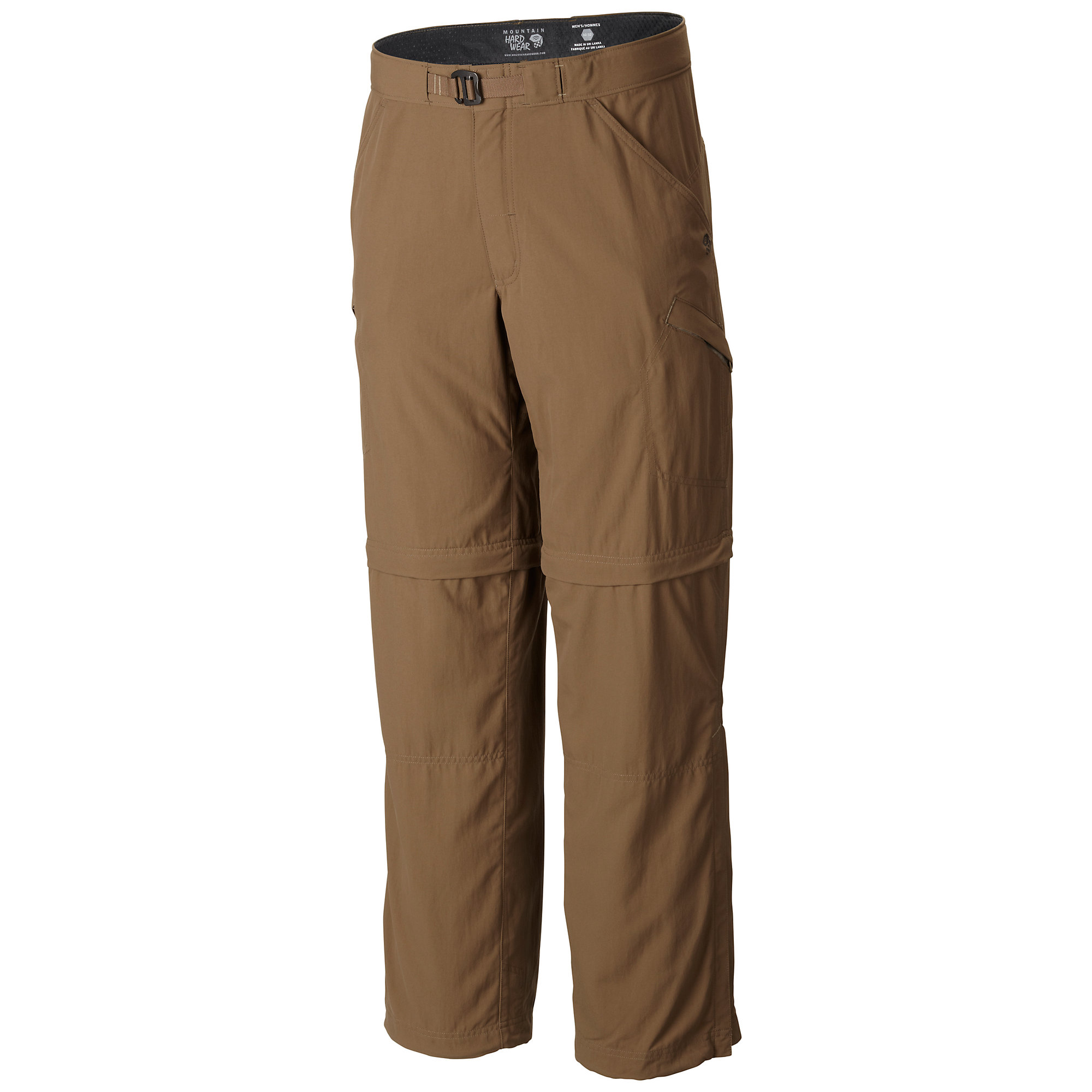 photo: Mountain Hardwear Portino Convertible Pant hiking pant