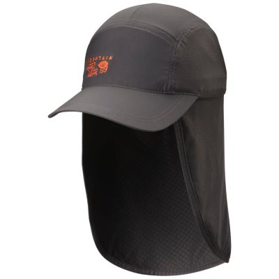 photo: Mountain Hardwear Cooling Ravi Flap Cap