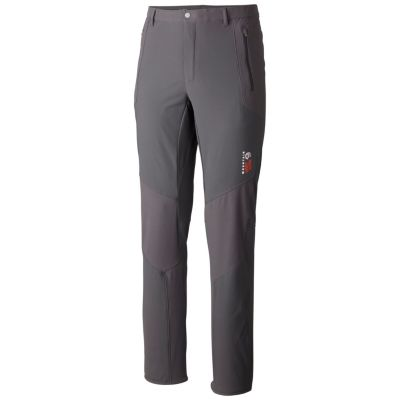 Mountain Hardwear Warlow  Hybrid Pant    XL- Black/Gray