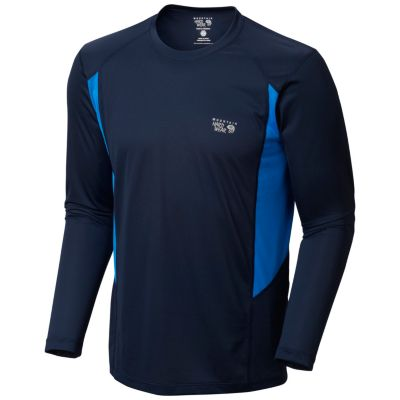 photo: Mountain Hardwear Double Wicked L/S Shirt long sleeve performance top